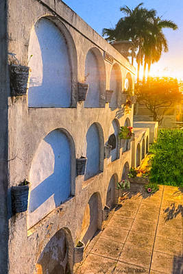 Photograph - The Light Of Another Day - Granada by Mark E Tisdale