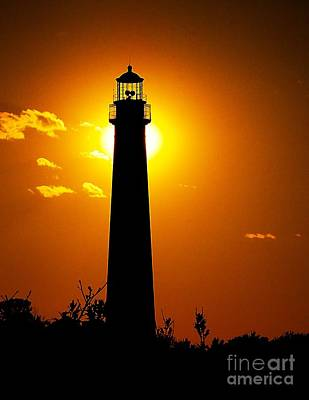 Photograph - The Light Of Cape May by Nick Zelinsky