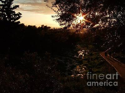 Photograph - The Light Of The Dawn-8 by Katerina Kostaki