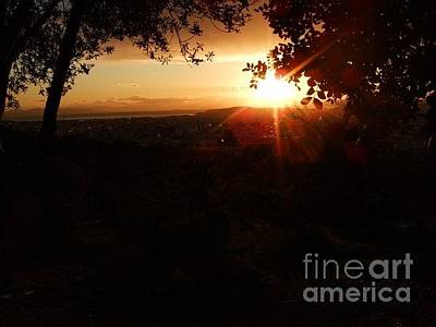 Photograph - The Light Of The Dawn by Katerina Kostaki