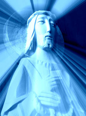 Prince Of Peace Photograph - The Light Of The World by Aurelio Zucco