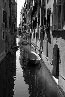 Photograph - The Light - Venice by Lisa Parrish