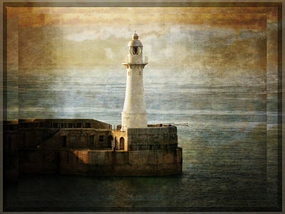 Photograph - The Lighthouse by Lucinda Walter