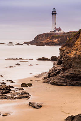 Photograph - The Lighthouse by Tassanee Angiolillo