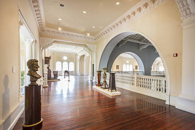Photograph - The Lightner Museum 2 by Rich Franco