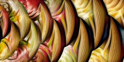 Digital Art - The Lightness Of Being by Lea Wiggins