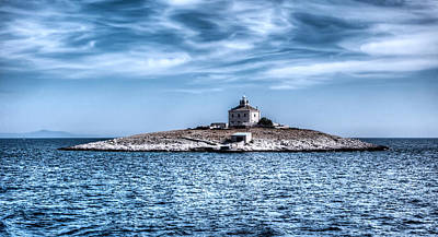 Photograph - The Ligthouse Island by Weston Westmoreland