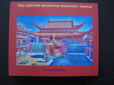 Photograph - The Lingyen Mountain Buddhist Temple by Lawrence Christopher