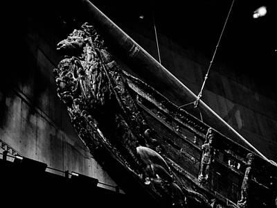 Photograph - The Lion. Wasa-museum. Stockholm 2014 by Jouko Lehto