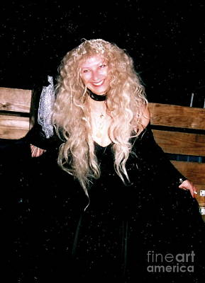 Photograph - The Litchfield Witch by Jesse Ciazza