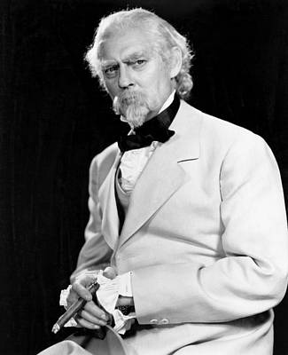 The Little Colonel, Lionel Barrymore Art Print by Everett