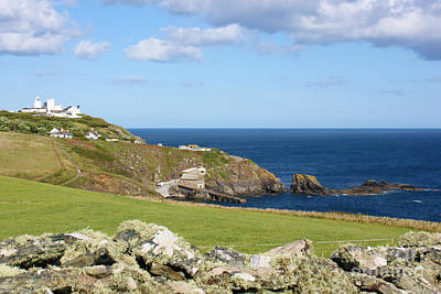 Photograph - The Lizard Cornwall by Terri Waters