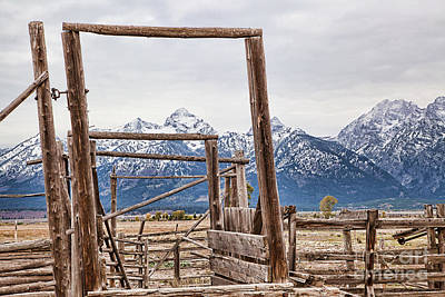 Photograph - The Loading Gate by Jim Garrison