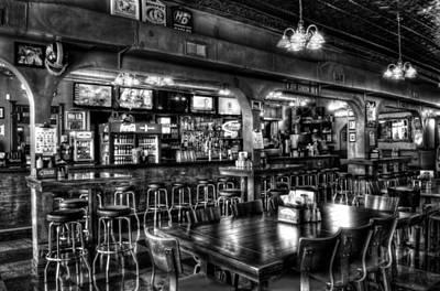 Photograph - The Local Bar by Greg Mimbs