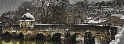 Panoramic Photograph - The Lock Up by John Chivers
