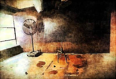 Twine Digital Art - The Loft by Barbara D Richards