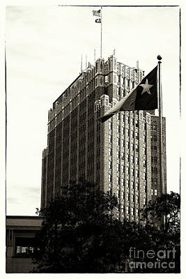 Photograph - The Lone Star State by John Rizzuto