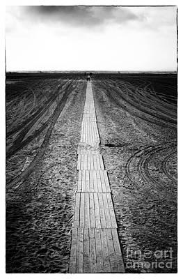 Photograph - The Long Walk Home by John Rizzuto