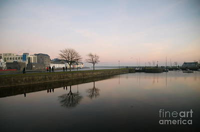 Photograph - The Long Walk II by Louise Fahy