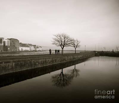 Photograph - The Long Walk IIi by Louise Fahy