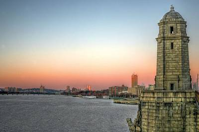 Photograph - The Longfellow Bridge  by JC Findley
