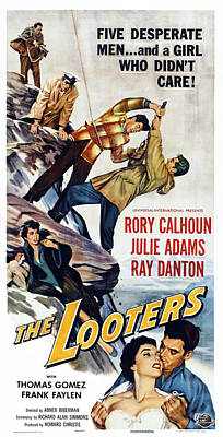 The Looters, Us Poster, Bottom Art Print