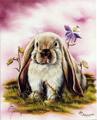 Painting - The Lop by Lori Salisbury