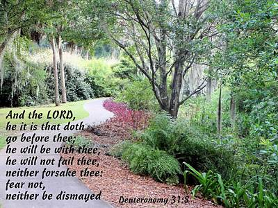 Photograph - The Lord Go Before Thee by Sheri McLeroy