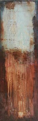 The Lost Panel #1 Art Print by Lauren Petit