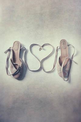 The Love Of A Ballerina Print by Joana Kruse