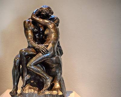 Photograph - The Lovers by AJ  Schibig