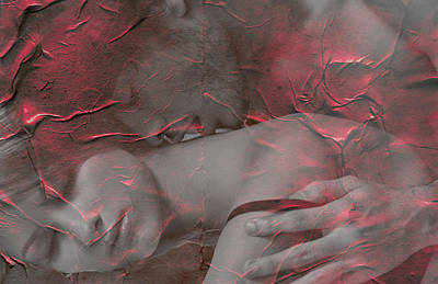 The Lovers Art Print by Teri Schuster