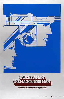 The Mackintosh Man, Us Poster Art, 1973 Art Print by Everett