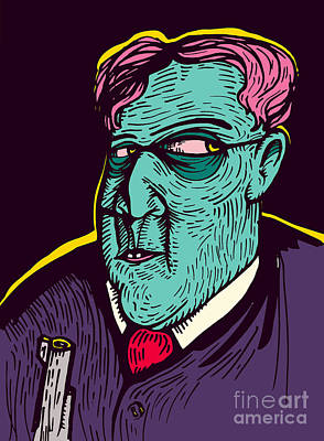 Gun Wall Art - Digital Art - The Mafia by Anno graphics