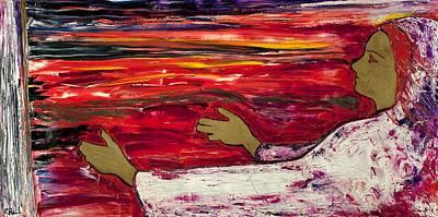 The Magdalene Reaching Original