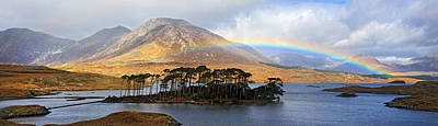 Photograph - The Magic Of Connemara Ireland by Pierre Leclerc Photography