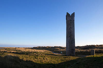 The Maiden Tower, Mornington, County Art Print by Panoramic Images