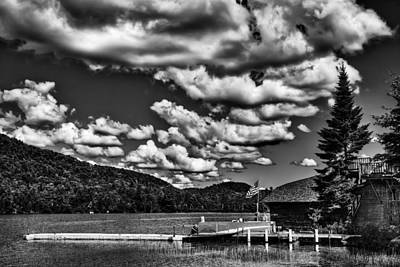 Photograph - The Majestic Big Moose Lake by David Patterson
