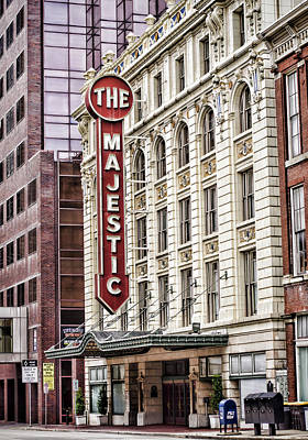 Photograph - The Majestic  by Heather Applegate
