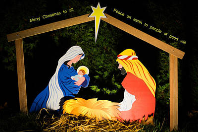 Photograph - O Holy Night by Kenneth Cole