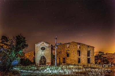 Photograph - The Mansion 2 by Eugenio Moya