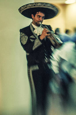 Photograph - The Mariachi by Celso Bressan