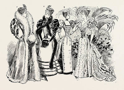 The Marriage Of Princess Marie Of Edinburgh 1. Princess Art Print by English School