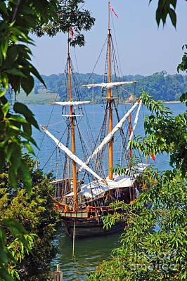 Travel - The Maryland Dove by Thomas R Fletcher
