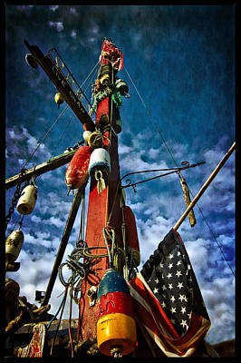Photograph - Patriotic by Thom Zehrfeld