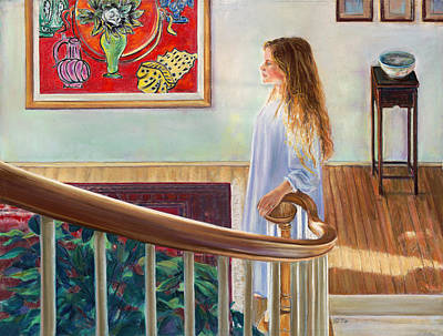 The Matisse Art Print