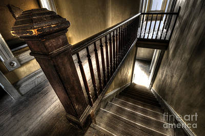 Bannack Ghost Town Photograph - Historic Meade Hotel Montana 1 by Bob Christopher