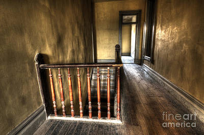 Bannack Ghost Town Photograph - Historic Meade Hotel Montana 3 by Bob Christopher