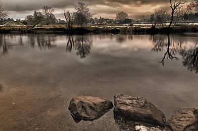 Photograph - The Meadows by Jean-Noel Nicolas