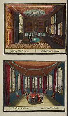 The Mediator's Study Art Print by British Library
